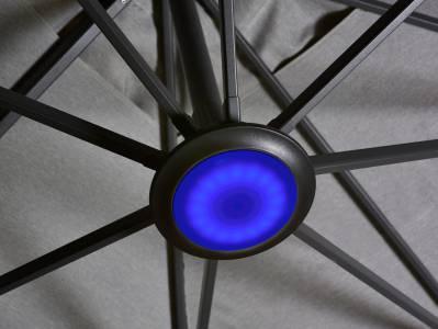 Parasol light LED multicolour