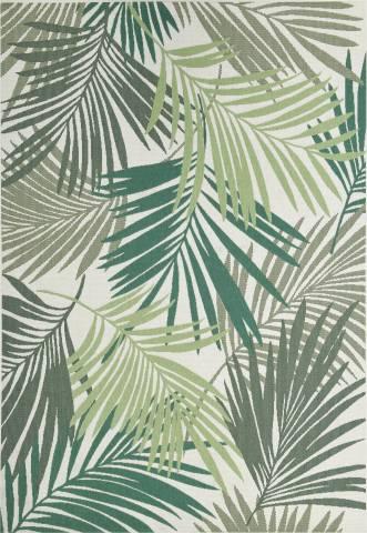Buitenkleed Naturalis Karpet 200x290cm Palm Leaf
