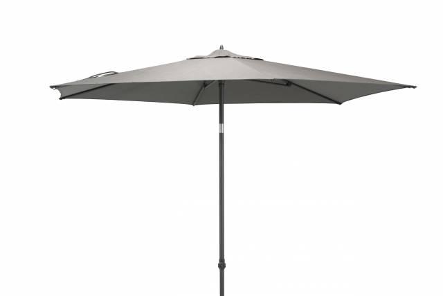 Parasol Azzuro 300cm antraciet