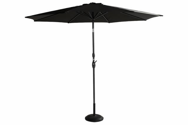 Sophie parasol 300cm black