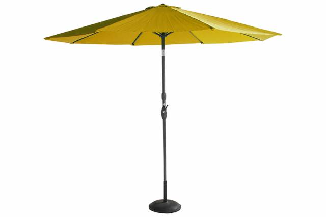 Sophie parasol 300cm curry yellow