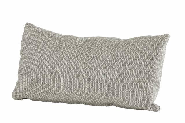 Sierkussen Fontalina Mid Grey 30x60cm