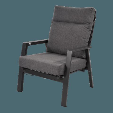 Loungestoel Ohio Verstelbaar