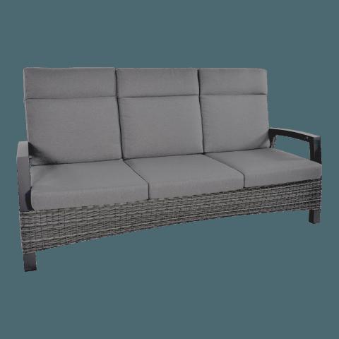 Loungebank Prato Forte 3-zits