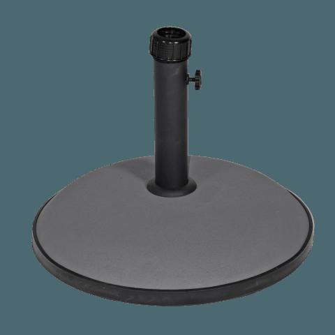 Parasolvoet rond beton 30kg