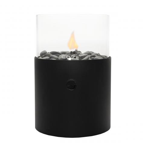 Gas lantaarn Cosiscoop xl black