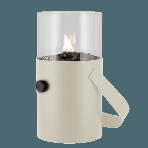 Gas lantaarn Cosiscoop original ivory