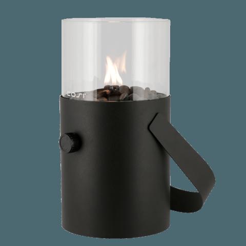 Gas lantaarn Cosiscoop original black