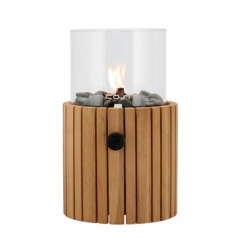Gas lantaarn Cosiscoop timber