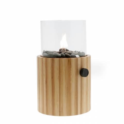 Gas lantaarn Cosiscoop bamboo