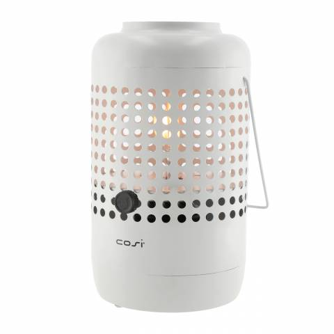 Gas lantaarn Cosiscoop drop light grey