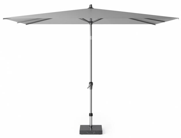Riva parasol 300x200cm light grey