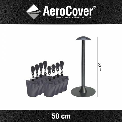 Aerocover hoessteunset