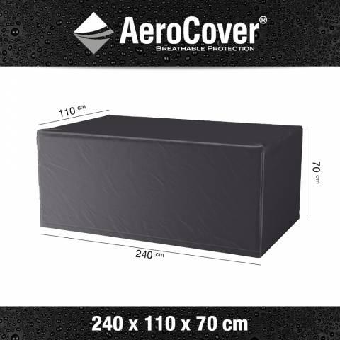 Aerocover afdekhoes tuintafel 240x110x70cm
