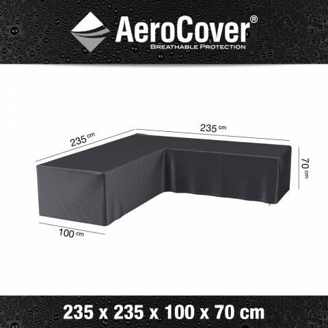 Aerocover afdekhoes loungeset 235x235x100x70cm