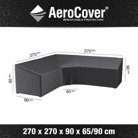 Aerocover afdekhoes loungeset xl-hoek 270x270x90xcm