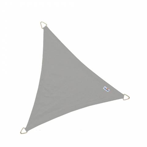 Schaduwdoek Coolfit driehoek 360x360x360cm Antraciet