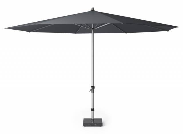 Riva parasol 400cm antraciet