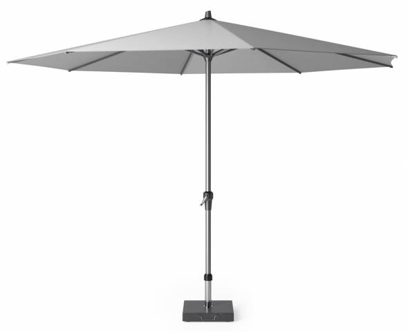 Riva parasol 350cm light grey