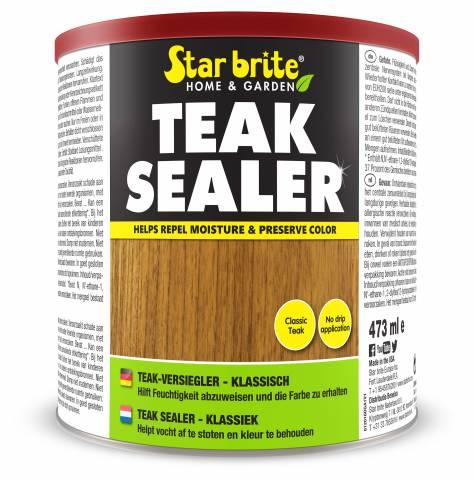 Teak Sealer classic teak