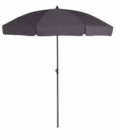 Aruba parasol 200cm antraciet