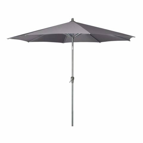 Riva parasol 300cm antraciet