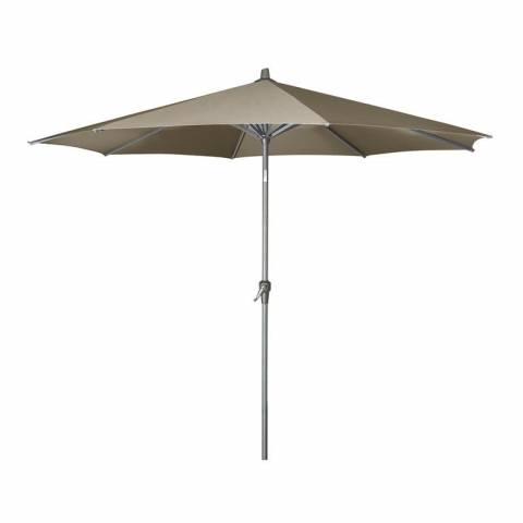 Riva parasol 300cm taupe