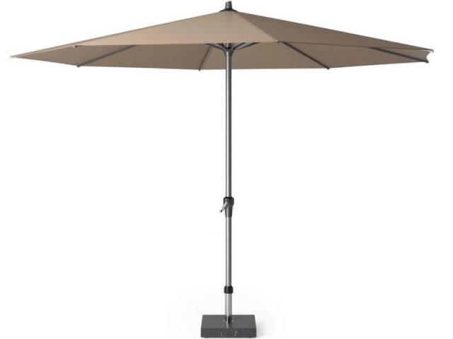 Riva parasol 350cm taupe Platinum