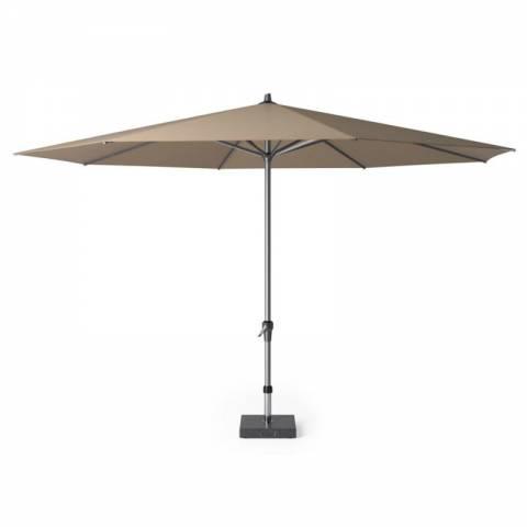 Riva parasol 400cm taupe