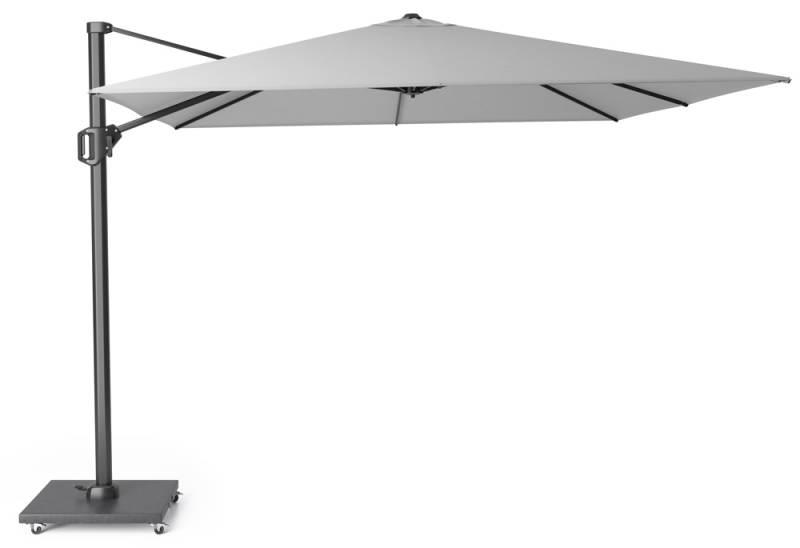 Zweefparasol Challenger T¹ 300x300cm light grey