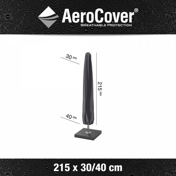 Aerocover afdekhoes parasol 215x30/40cm