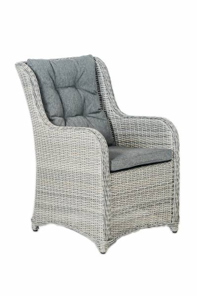 Diningstoel Doncaster Weathered grey