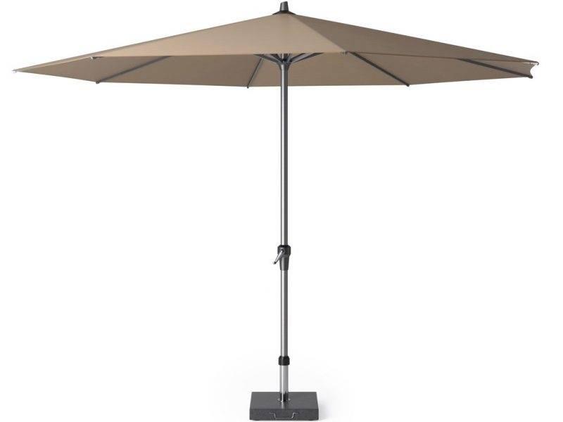 Riva parasol 350cm taupe