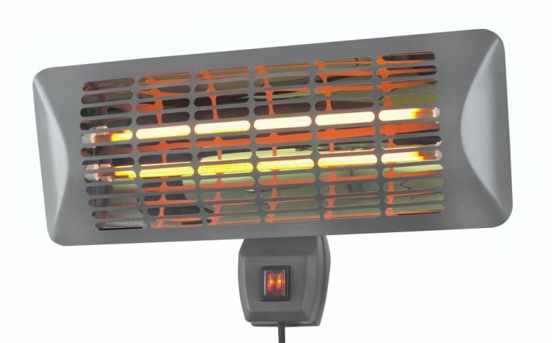 Terrasverwarmer Q-time 2000